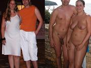 Dressed undressed public beach cumonbee nude amateur photos